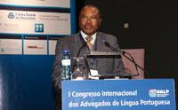 I Congresso Internacional dos Advogados de Língua Portuguesa – Sessão de Encerramento - Foto 4